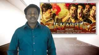3 - Soodhu Kavvum Review, Budget Report - Vijay Sethubathy, Nalan Kumarasamy - TamilTalkies