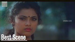 Villains Remove Meena Saree || Punya Bhoomi Naa Desam Movie || Mohanbabu, Meena