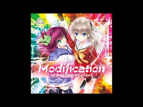 Modification Of Key Sounds Label DISC1