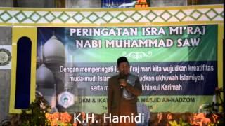 Dokumentasi IRMA An- Nadzom Penceramah K.H Hamidi