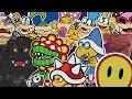 Youtube Thumbnail All Boss Battles - Paper Mario: Color Splash Walkthrough