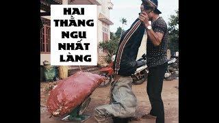 Phim Hài Làng 2019 | Hai Thằng Ngu Nhất Làng | ai xem cùng phải rơi nước mắt