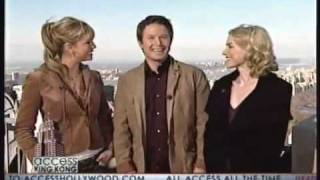 Naomi Watts scream in the show Access Hollywood