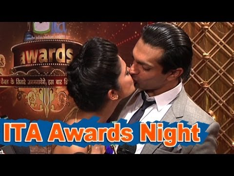 Karan and Jenny at ITA Awards