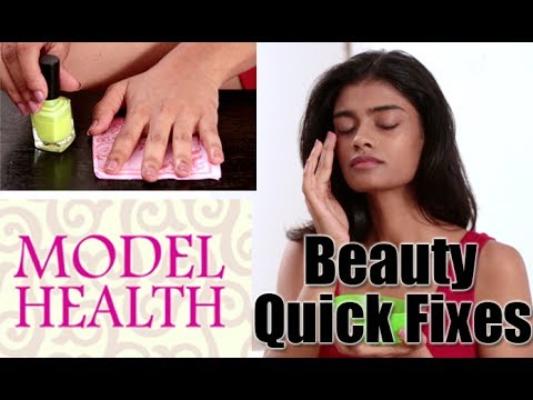 4 Beauty Tips from a Model - Model Health Episode 6 in Hindi