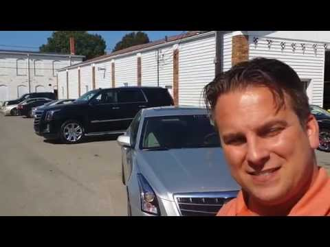 2014 Cadillac ATS for Mr. Anderson by Wayne Ulery