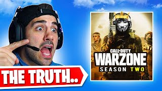 The Truth About Hacking in Warzone.. 😳
