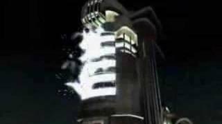 Final Fantasy VII - Mako Canon Fire... Shinra Fall