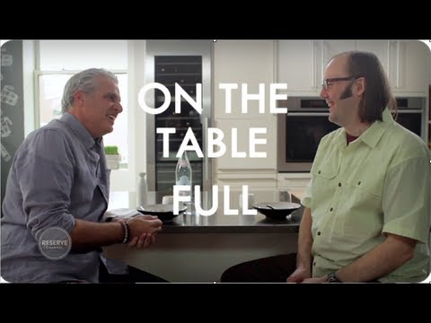 Wylie Dufresne Joins Eric Ripert | On The Table Ep. 11 Full | Reserve Channel