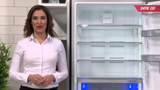 2476 CEI Arçelik No Frost Buzdolabı'nı Tanıyalım!