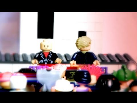 Freemasons - Bring it Back (Official Stop Motion Animation )