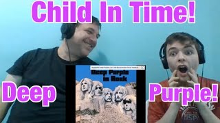 Deep Purple! CHILD IN TIME REACTION! (full version!)