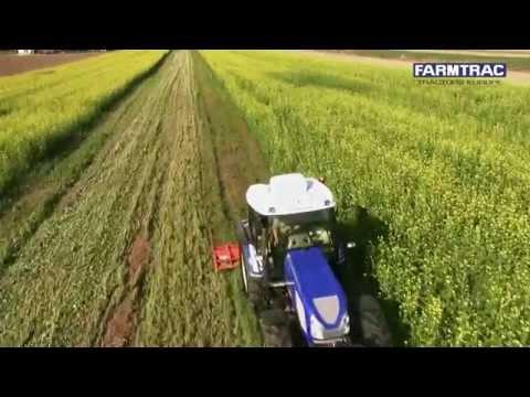 Farmtrac 7110 DT Europeline IIIB