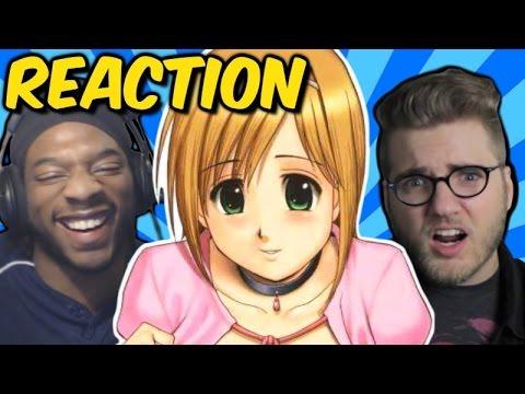 Boku No Pico - Episode #1 Reaction video