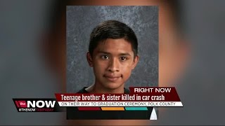 2 Polk Co. high school students killed, 1 injured in crash en route to graduation ceremony