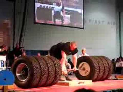 Benedikt Magnusson 1100 Pound Deadlift World Record!! Image 1