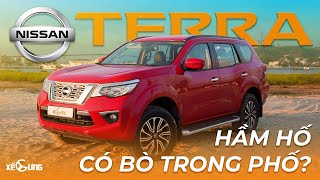 """[Xế Cưng] Nissan Terra 2019 - có tốn xăng và nặng nề khi """"bò"""" trong phố?"""