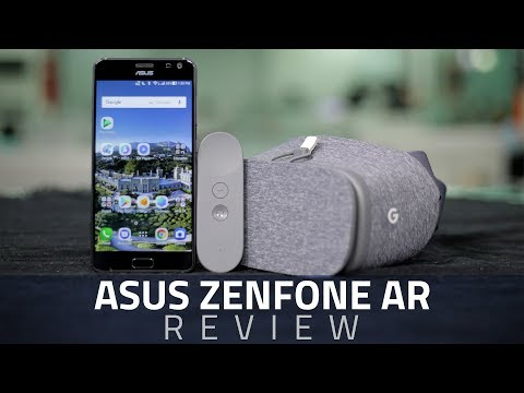 Asus ZenFone AR Review   Camera. AR+VR Support. Specs. and More