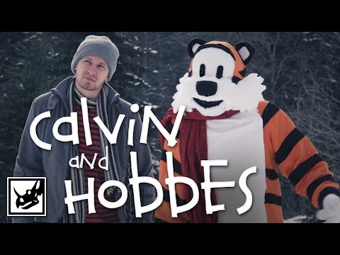 Gritty Calvin and Hobbes and The World Without A Sun [Fun Video Friday]