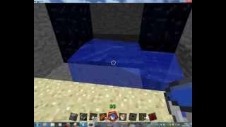 Как построить портал в ат в minecraft