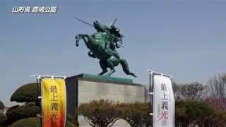 【日本の桜】山形県 霞城公園の桜