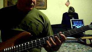 System Of A Down S.O.D. - Lonely Day Bass Cover