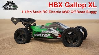 HBX Gallop Mini Electric RC 4WD Off Road Buggy