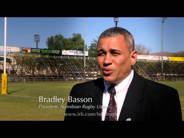 RWC QUALIFICATION  Namibia's story on the build up to Rugby World Cup 2015