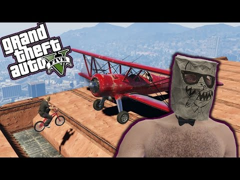 PILOT SCHOOL! GTA 5 Online Funny Moments