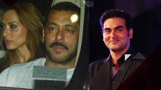 Arbaaz Khan Has NO Answer When Asked About Salman Khan & Iulia Vantur's MARRIAGE | Bollywood News