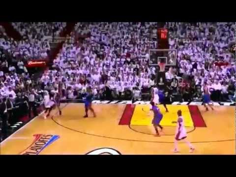 NBA 2012 Miami Heat V New York Knicks 1st Rnd Finals