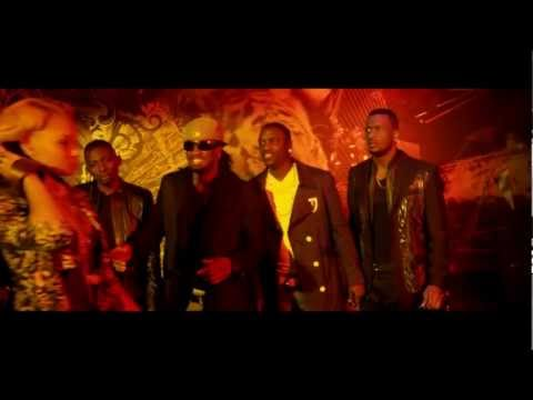P-square - Chop My Money Ft. Akon, May D [official Video] video