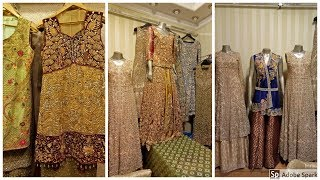 Pakistani Bridal Dresses From Local Bazaar Feat. Liberty | Ayesha N