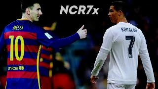 Lionel Messi Vs Cristiano Ronaldo ● Unstoppable Battle ● 2016 ||HD||