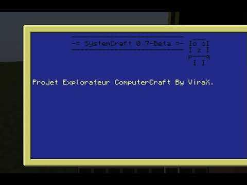 ComputerCraft Startup SystemCraft0.7-Beta