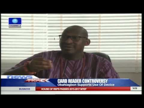Why Do They Want To Remove Jega? Listen To Obahiagbon On Card Reader Issue video