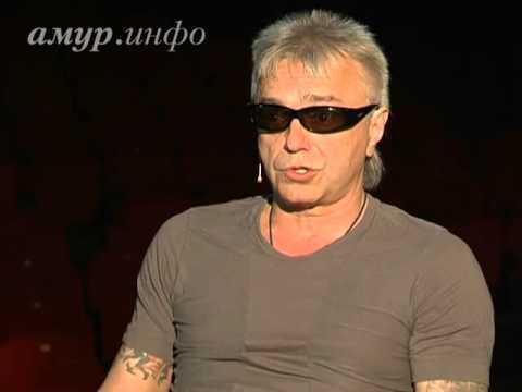 Константин Кинчев, лидер рок-группы «Алиса»