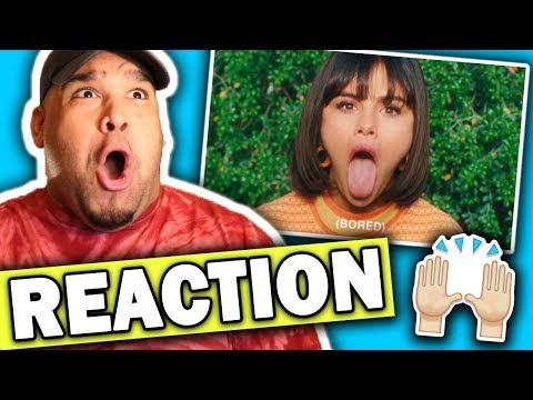 Selena Gomez - Back To You (Music Video) REACTION