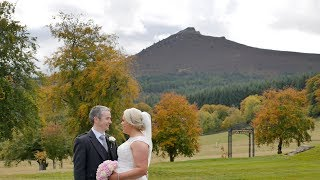Rachel & Andrew's Wedding - Pittodrie House Hotel (06/10/18)
