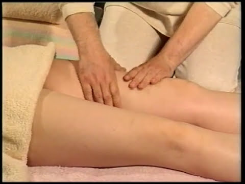 massage video front of thigh