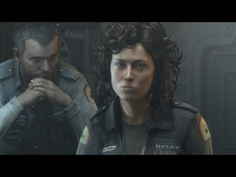 IGN Exclusive Trailer: Cast Reunite for Alien Isolation DLC