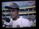 Anil Kumble last interview at Kotla