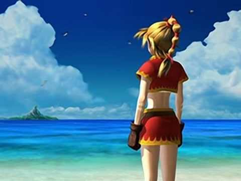 Chrono Cross Opening/Intro HD - Scars of Time (high quality)