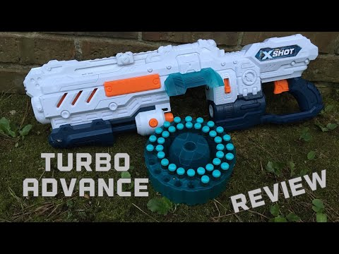Honest Review: Zuru Turbo Advance (40 Shot Pump Action Goodness)