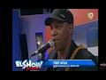Presentación exclusiva de Tony Avila desde Cuba en El Show del Mediodía - 1/3