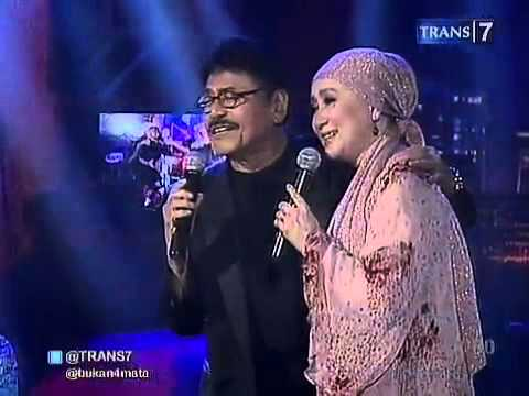 Titiek Sandhora Ft Muchsin Alatas - Hatimu Hatiku trans7 ©29.04.2013 video