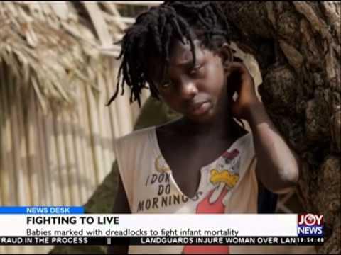 Fighting to Live - News Desk on Joy News (12-2-16)