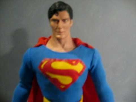 Superman vs Superman Trailer (Christopher Reeve vs Brandon ...