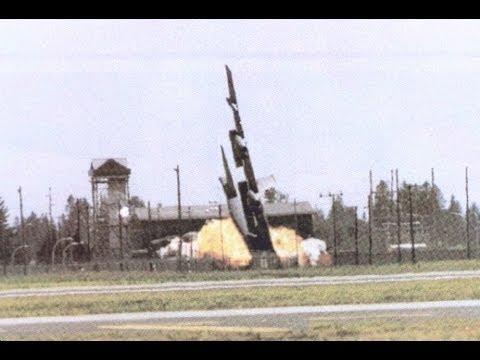 1994 Fairchild Air Force Base B-52 Plane Crash