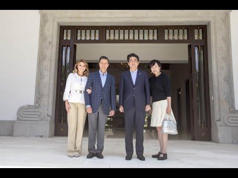 Encuentros con el Presidente: Visita del Señor Shinzo Abe, Primer Ministro de Japón